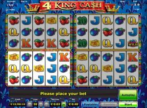 4-king-Cash-spiele