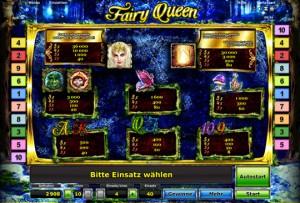 Fairy-Queen-spiele