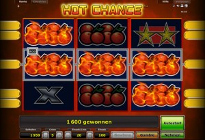 Hot-Chance-spiele