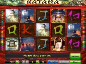 Katana-online-spiele