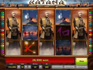 Katana-spiele