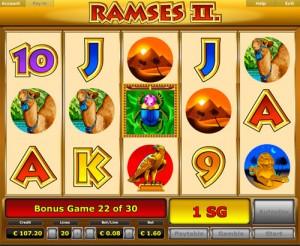 Ramses 2 online spielen