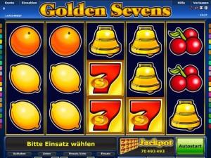 golden sevens spiele