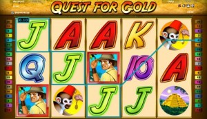 Quest for Gold online spielen