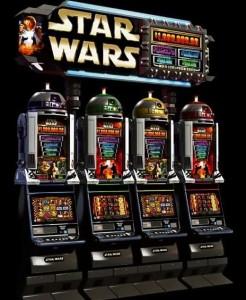 star wars spielautomaten